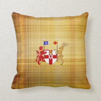 Northern Ireland COA Accent Pillow