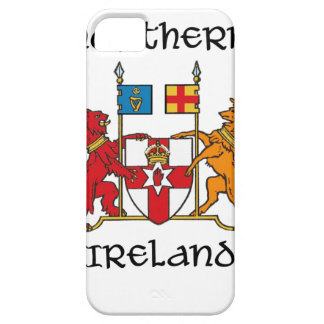 Northern Ireland - coat of arms/symbol/emblem iPhone 5 Covers