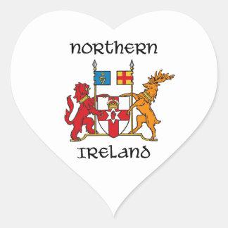 Northern Ireland - coat of arms/symbol/emblem Stickers