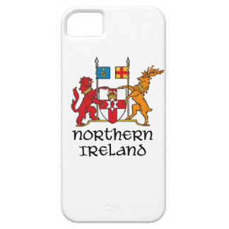 NORTHERN IRELAND - flag/coat of arms/emblem/symbol iPhone 5 Covers