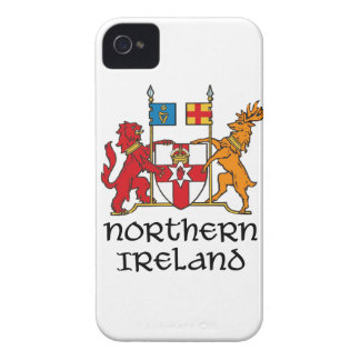NORTHERN IRELAND - flag/coat of arms/emblem/symbol iPhone 4 Cover