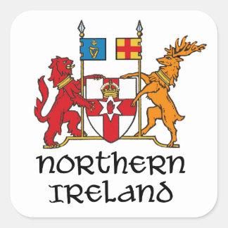 NORTHERN IRELAND - flag/coat of arms/emblem/symbol Sticker