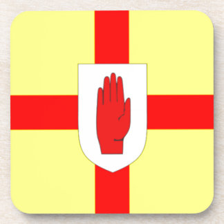 Northern Ireland Flag Drink Coaster