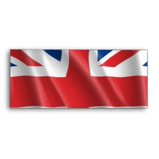 NORTHERN IRELAND FLAG ENVELOPE