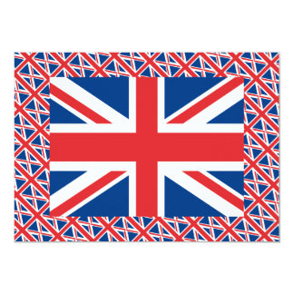 Northern Ireland Flag 5x7 Paper Invitation Card
