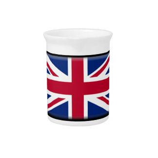 Northern Ireland Flag Beverage Pitchers