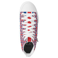 Northern Ireland Flag - Printed Shoes