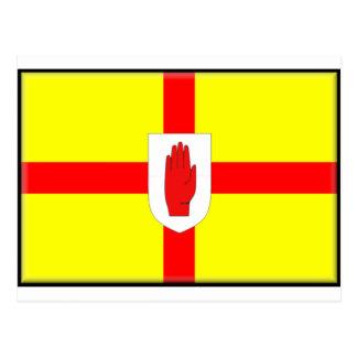 Northern Ireland Flag Postcard