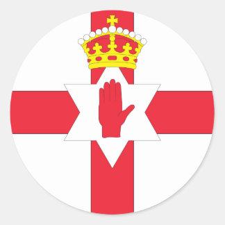 Northern Ireland Flag Stickers