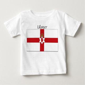 Northern Ireland flag, Ulster Baby T-Shirt
