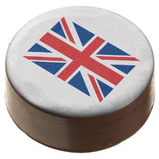 Northern Ireland Flag Chocolate Covered Oreo