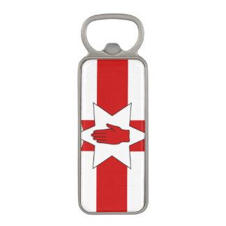 Northern Ireland Magnetic Bottle Opener