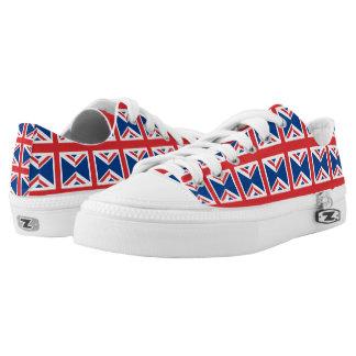 Northern Ireland Low-Top Sneakers