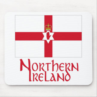 Northern Ireland Mouse Pad
