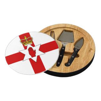 Northern Ireland Round Cheese Board