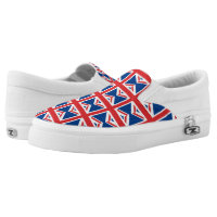 Northern Ireland Printed Shoes