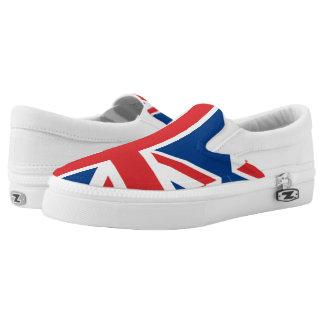 Northern Ireland Slip-On Sneakers