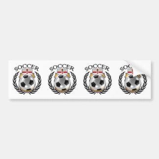 Northern Ireland Soccer 2016 Fan Gear Bumper Sticker