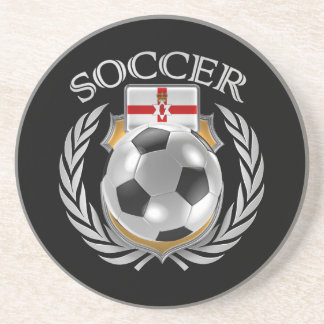Northern Ireland Soccer 2016 Fan Gear Coaster