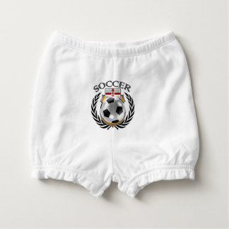 Northern Ireland Soccer 2016 Fan Gear Diaper Cover