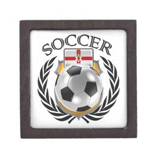 Northern Ireland Soccer 2016 Fan Gear Gift Box