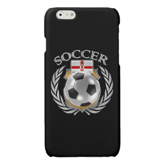 Northern Ireland Soccer 2016 Fan Gear Glossy iPhone 6 Case