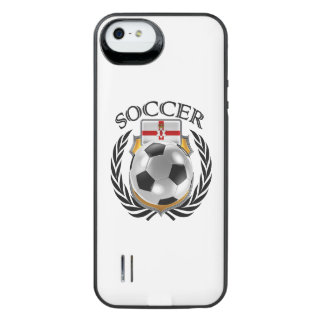 Northern Ireland Soccer 2016 Fan Gear iPhone SE/5/5s Battery Case