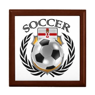 Northern Ireland Soccer 2016 Fan Gear Jewelry Box