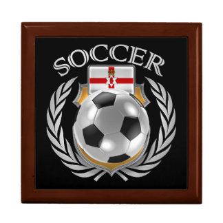 Northern Ireland Soccer 2016 Fan Gear Keepsake Box