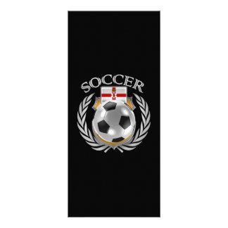 Northern Ireland Soccer 2016 Fan Gear Rack Card