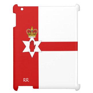 Northern Ireland Ulster Flag iPad Case