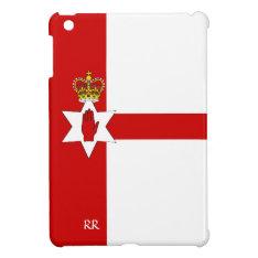 Northern Ireland Ulster Flag Ipad Mini Case at Zazzle