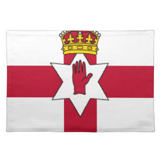 Northern Ireland (Ulster) Flag Placemat