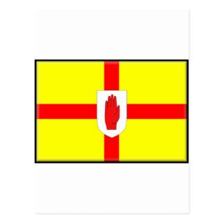 Northern Ireland (Ulster) Flag Postcard