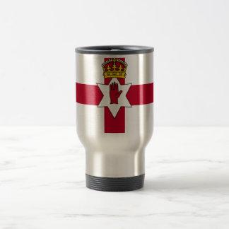 Northern Ireland (Ulster) Flag Travel Mug