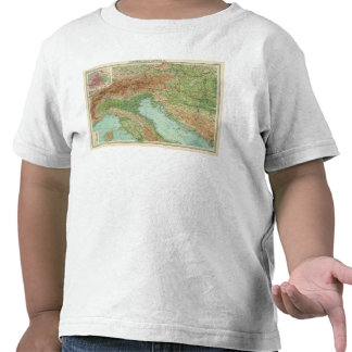 Northern Italy, Austria, &c T Shirts