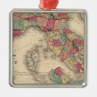 Northern Italy Southern Italy Christmas Tree Ornaments