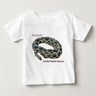 Northern King Snake Tee Shirts