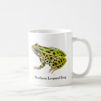 Northern Leopard Frog Mug