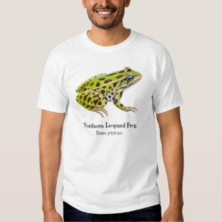 Northern Leopard Frog T-Shirt
