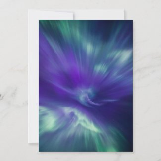 Northern Light Card