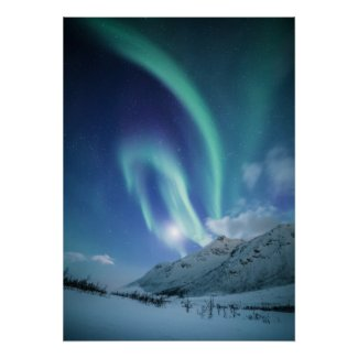 Northern Light Poster