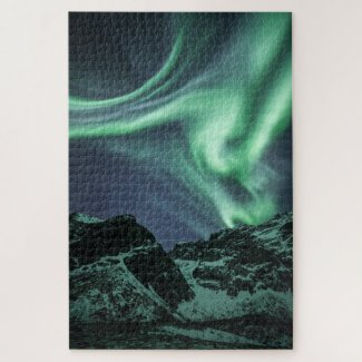 Northern Light Puzzle