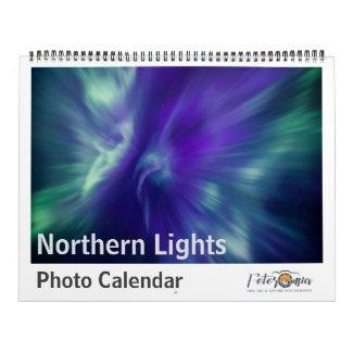 Northern Lights 2022 Calendar