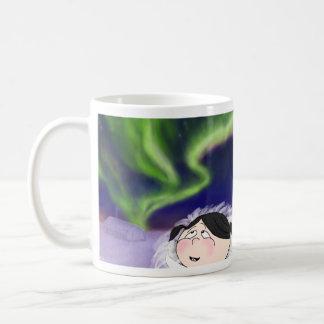 Northern Lights Alaska Native Mug