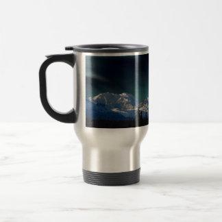 Northern Lights Alaska Travel Mug