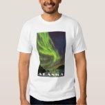 Northern Lights and Orcas - Seward, Alaska T Shirt