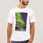 Northern Lights and Orcas - Seward, Alaska T-Shirt