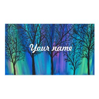 Northern Lights, Aurora Borealis Business Card