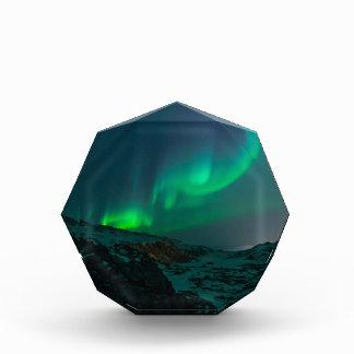 Northern Lights Aurora Borealis Custom Personalize Award